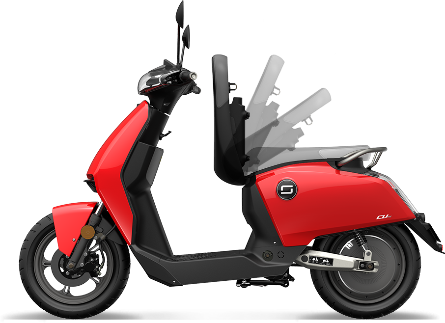 super soco unveils tc max 5 100 electric motorcycle. Black Bedroom Furniture Sets. Home Design Ideas