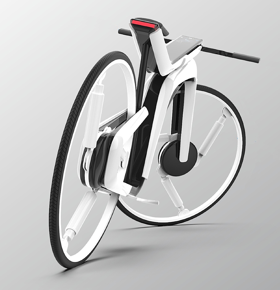 tesla electric bicycle
