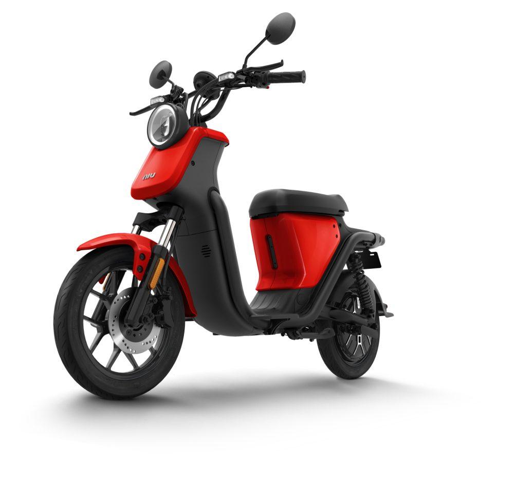 niu U electric scooter