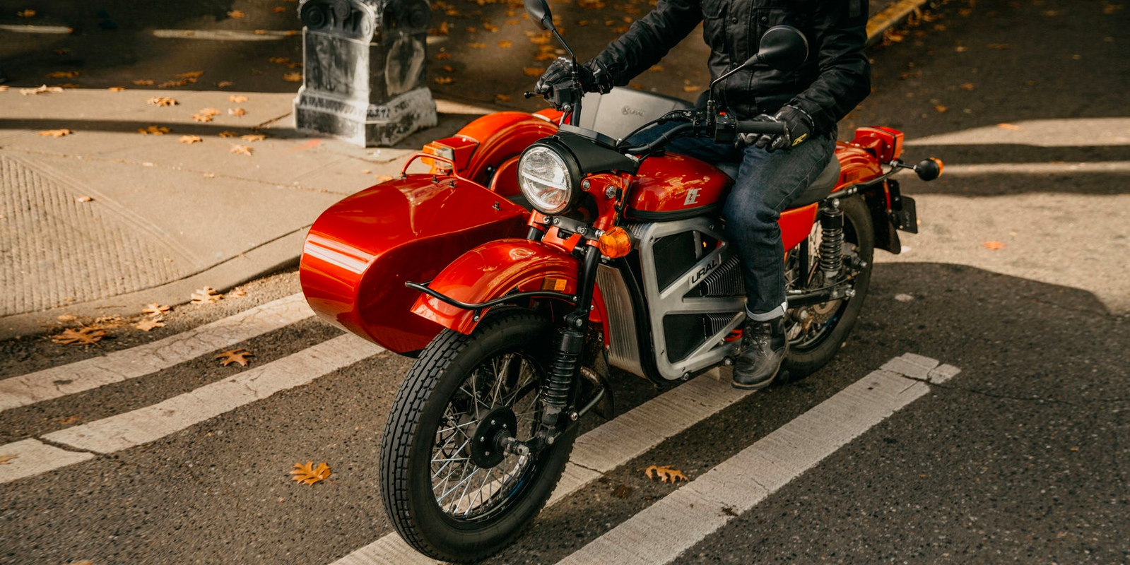 Ural debuts electric sidecar motorcycle prototype destined ...