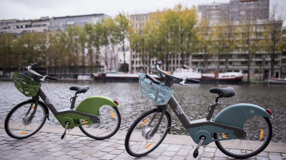 Veligo Set To Rollout In Paris As World S Largest Electric