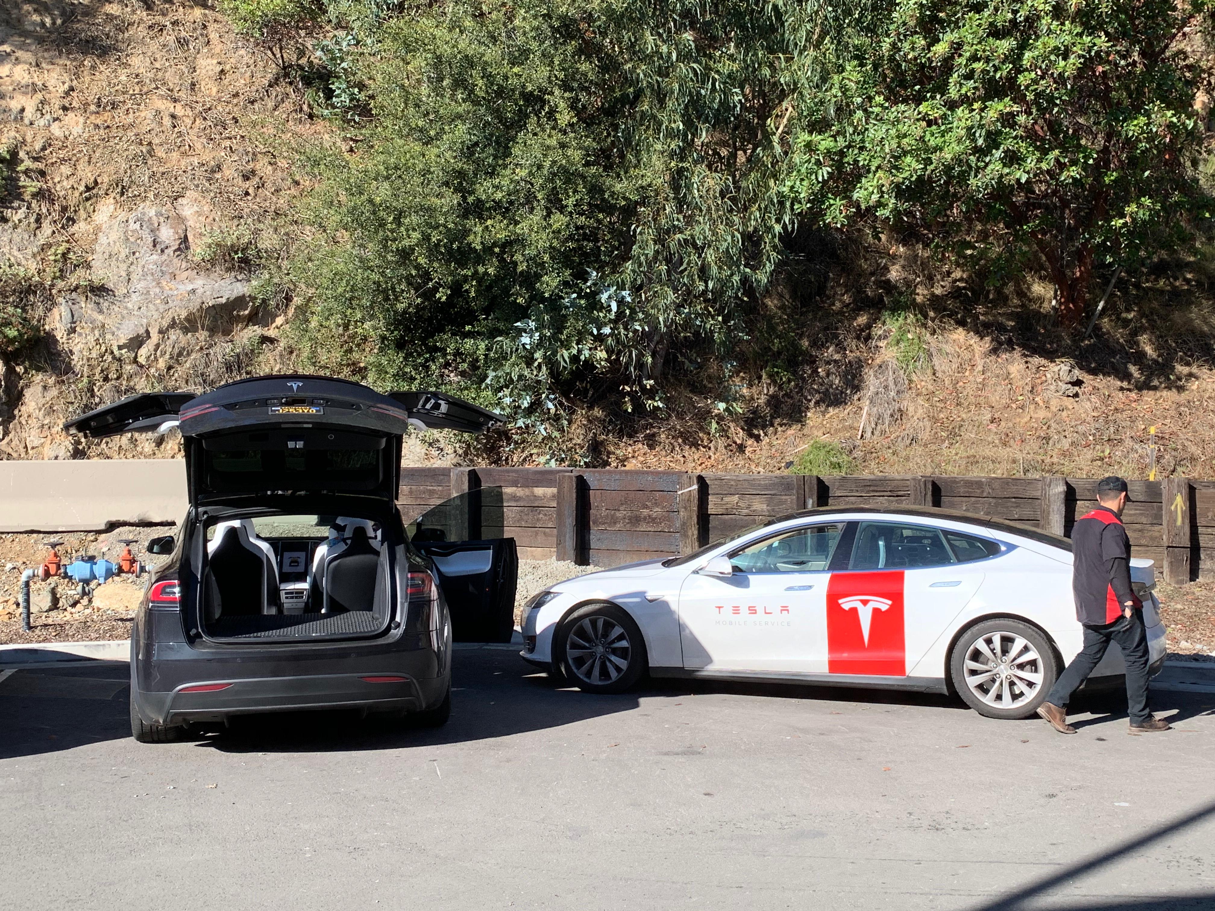 First look at Tesla's new Enhanced Anti-Theft system - Electrek