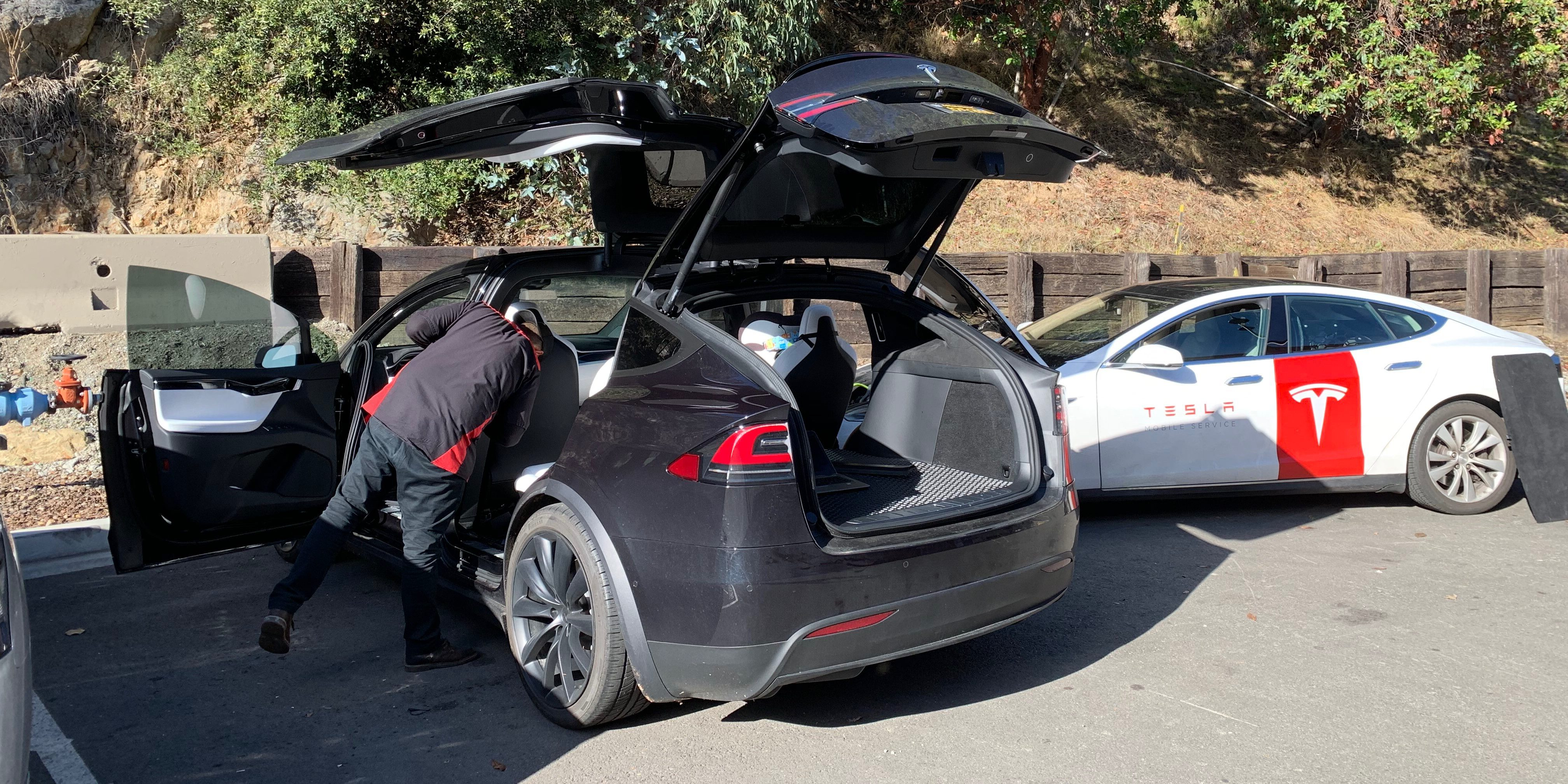 First look at Tesla's new Enhanced Anti-Theft system