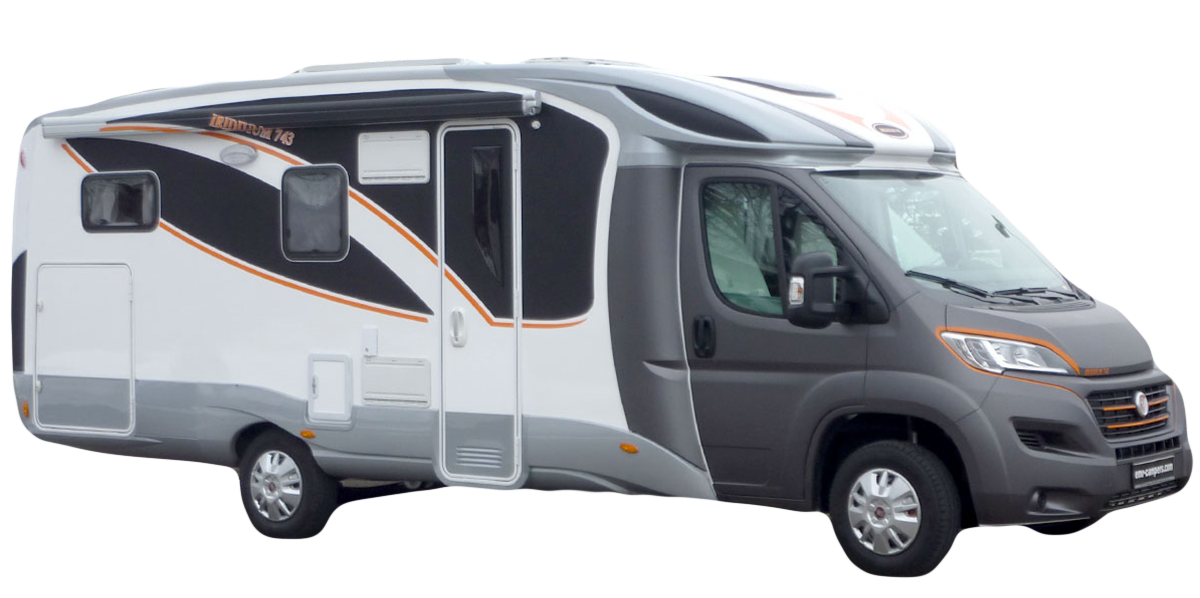 The Iridium E-Mobil could well be the biggest motor on the electric campervans scene. It looks like a standard tourer, but it's a much different story under the bonnet!