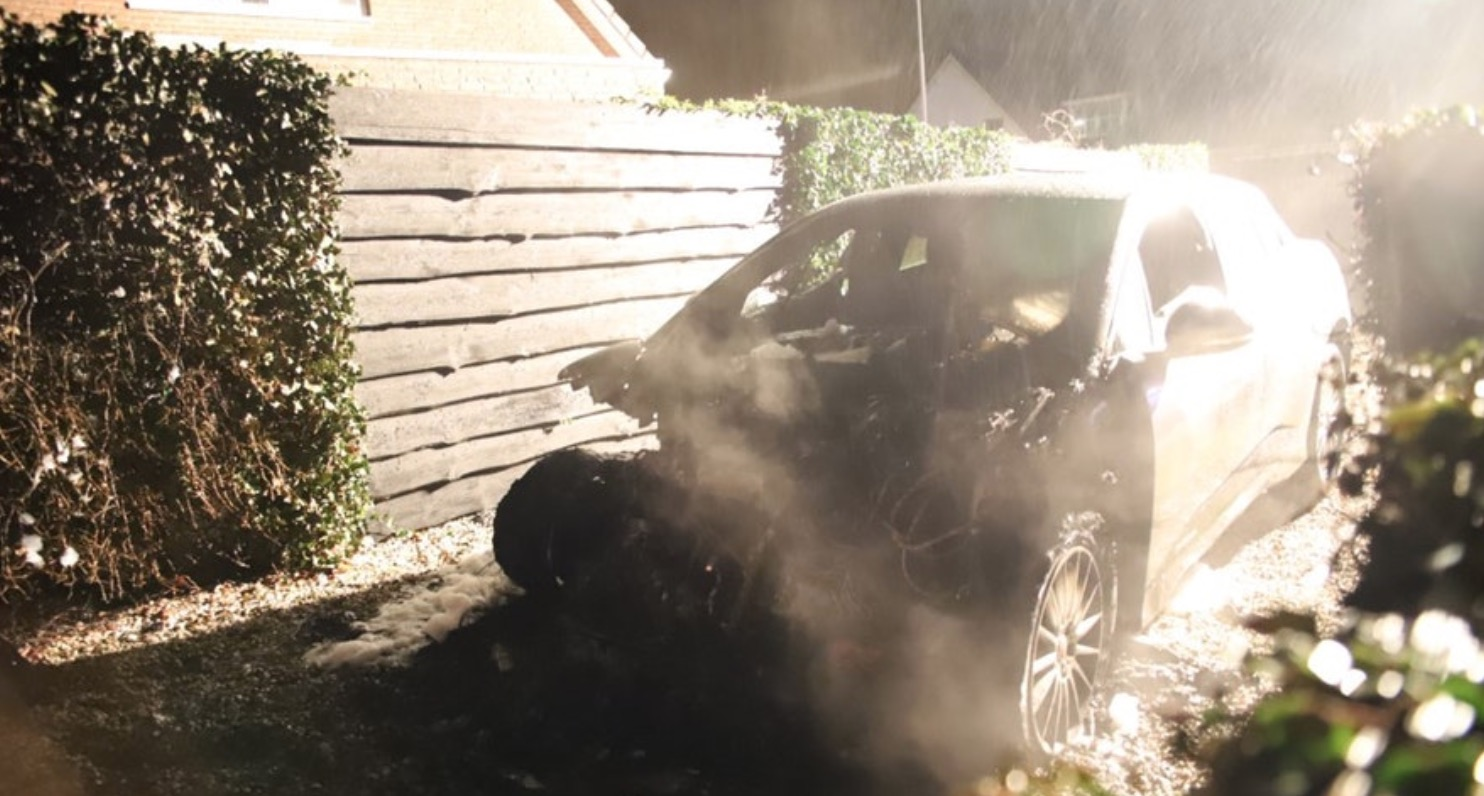 2dafdd38d55805 Jaguar I-PACE electric SUV caught on fire, automaker is investigating the  cause