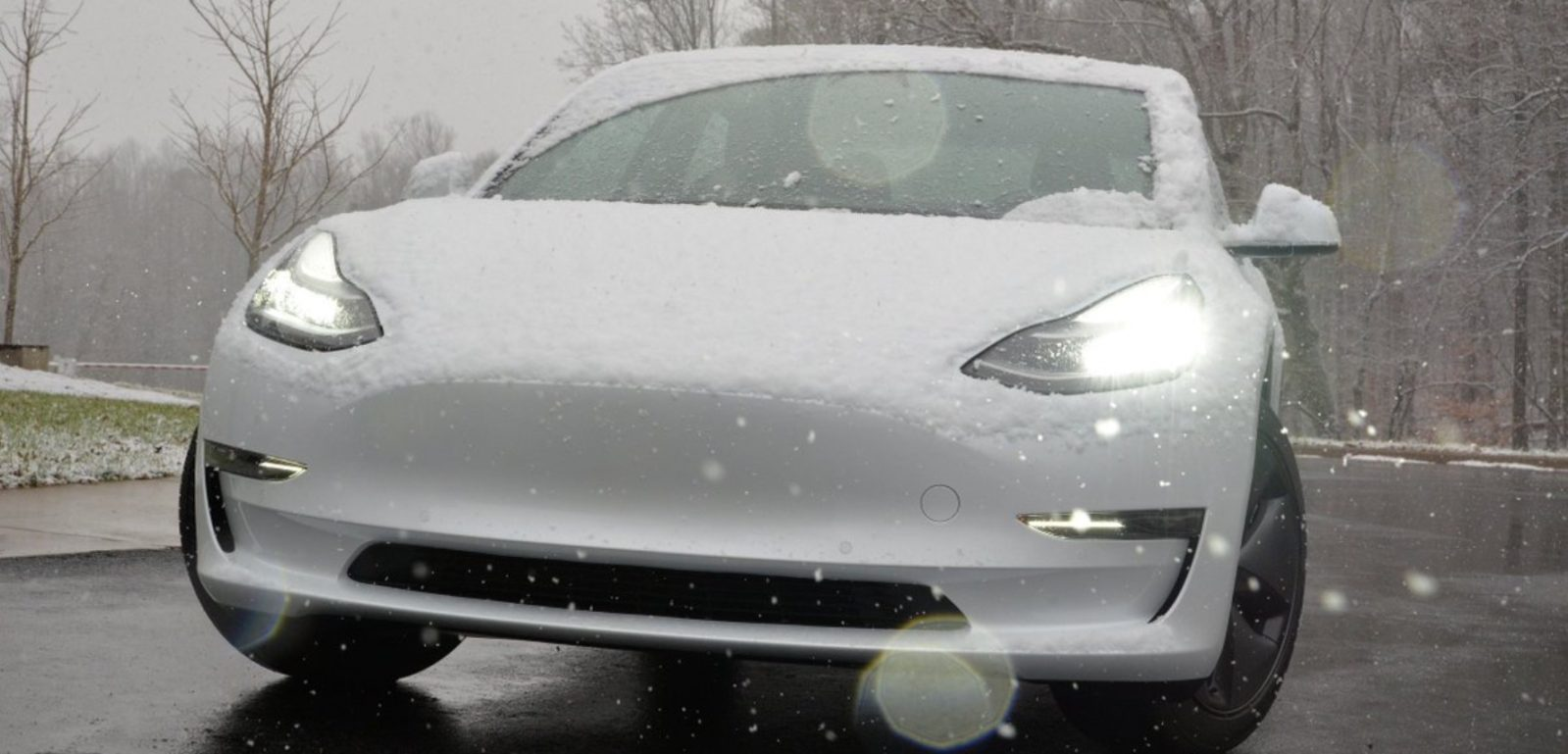 Tesla Updates Model 3 S Headlights Earns Better Rating From Iihs