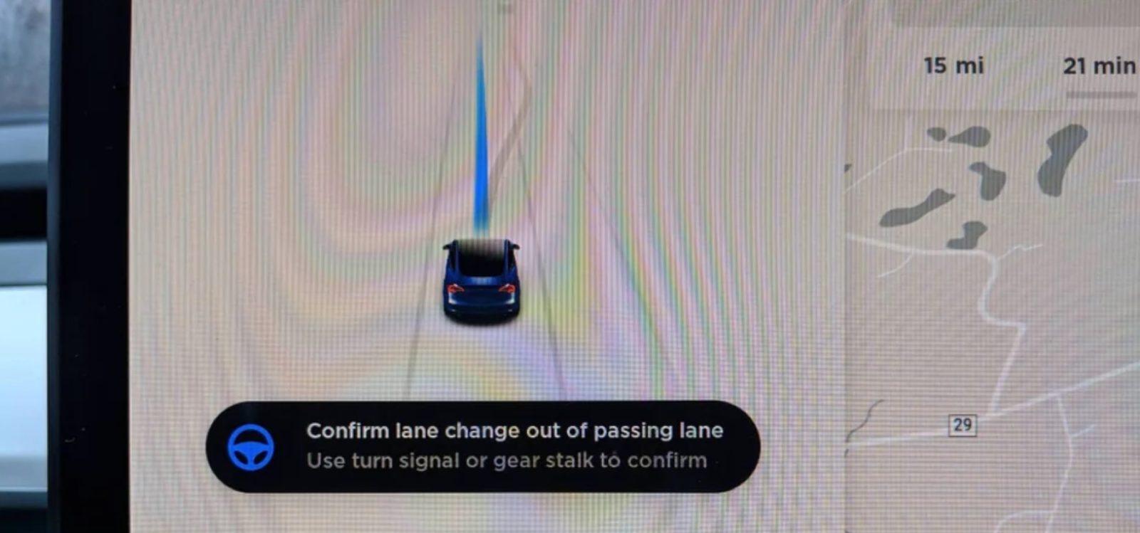 Enhanced Autopilot updates & Full Self-Driving Capability updates