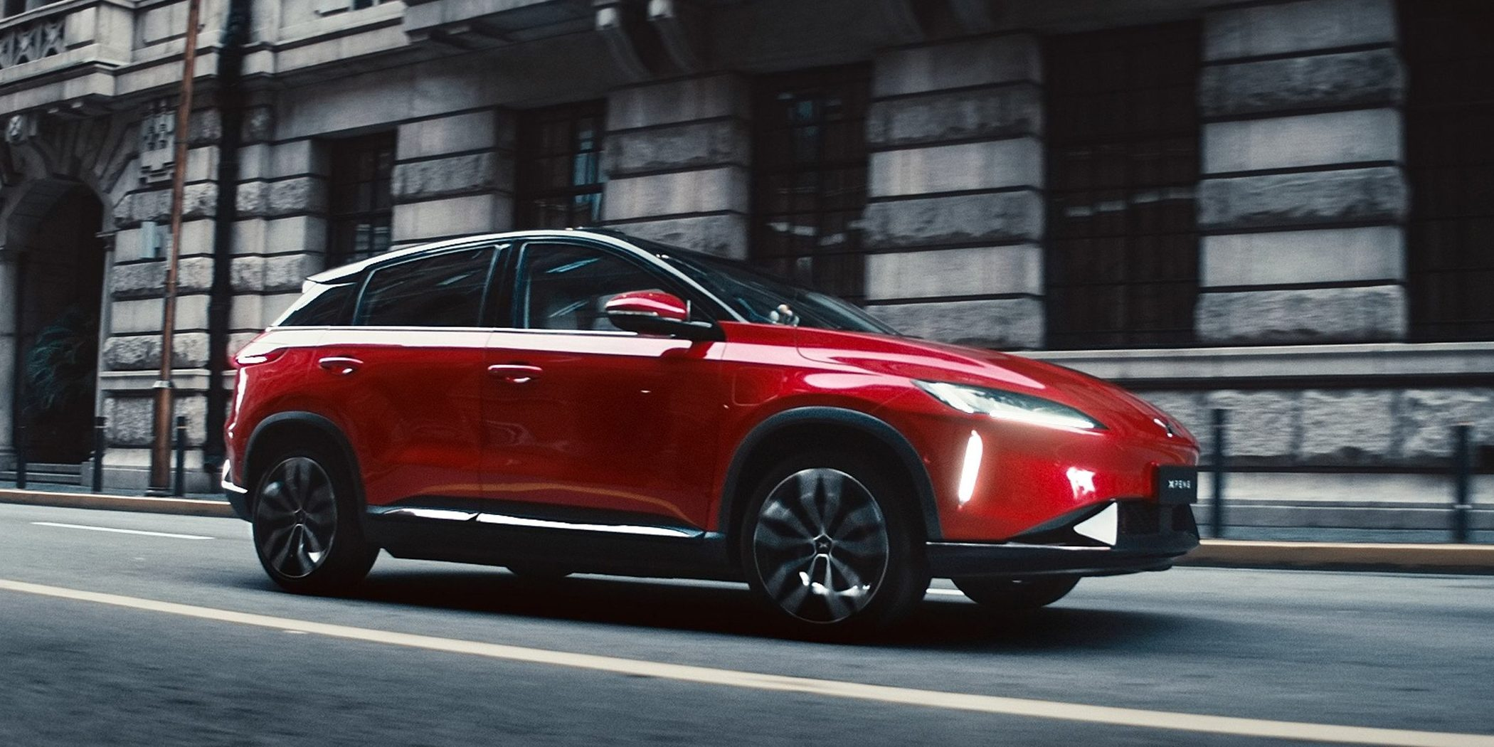 Tesla-inspired EV startup Xiaopeng launches ~$33,000 all-electric SUV