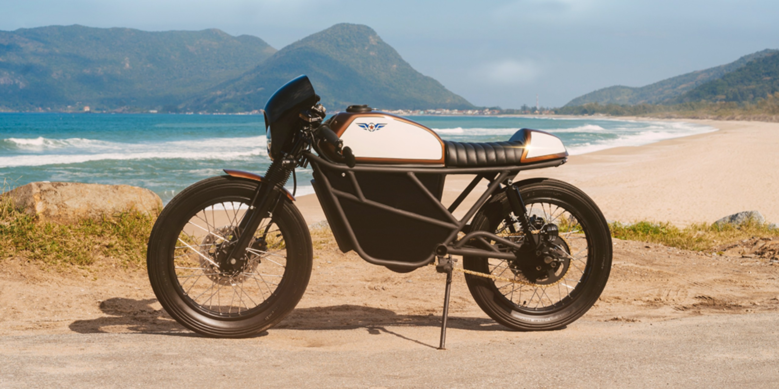 smart classic electric motorcycle