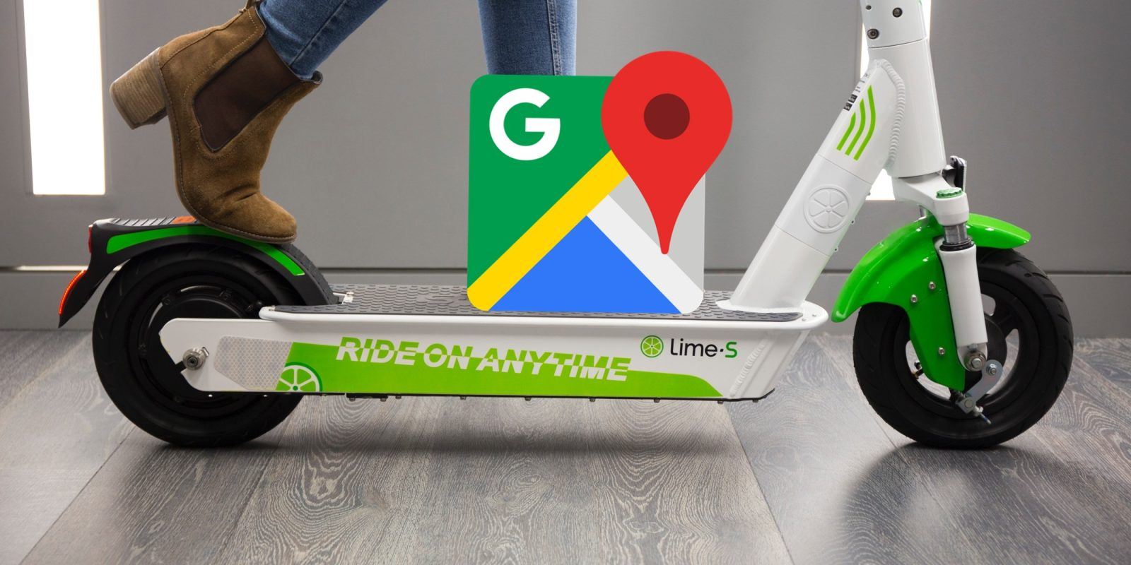 Google Maps To Include Lime S Electric Scooters And Bicycles