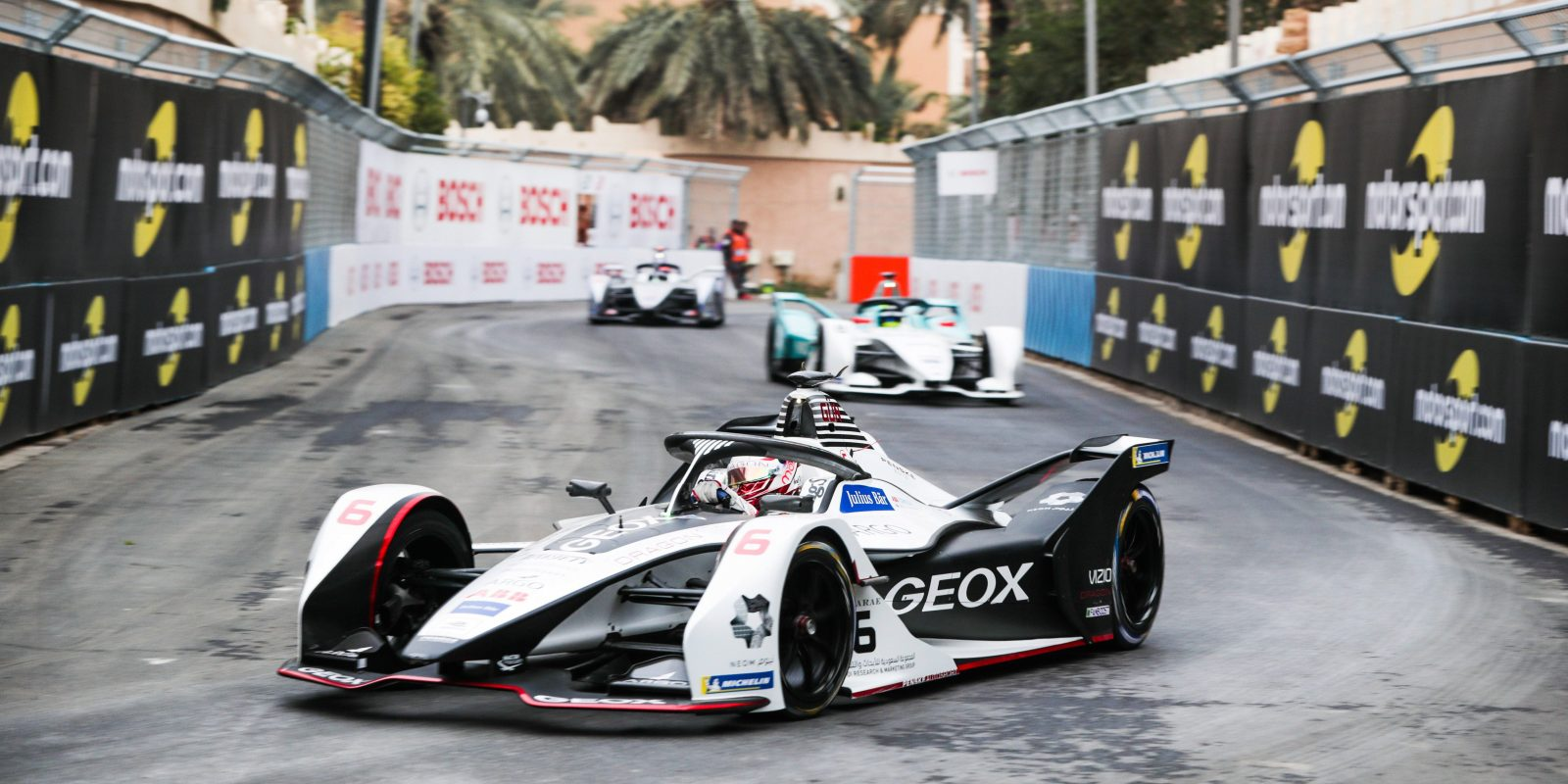 photo of Formula E continues this Saturday at the Marrakesh ePrix image