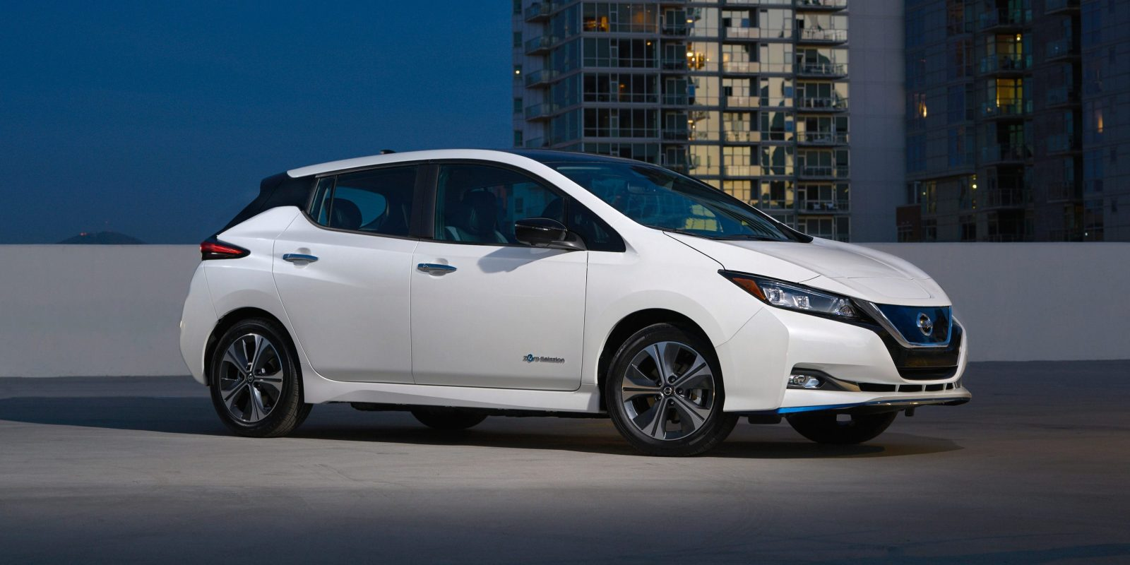 Nissan Leaf Plus Is A Sdy 214hp Hatchback W 226 Mile Range Hits Us In Spring