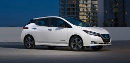 Nissan electric car China
