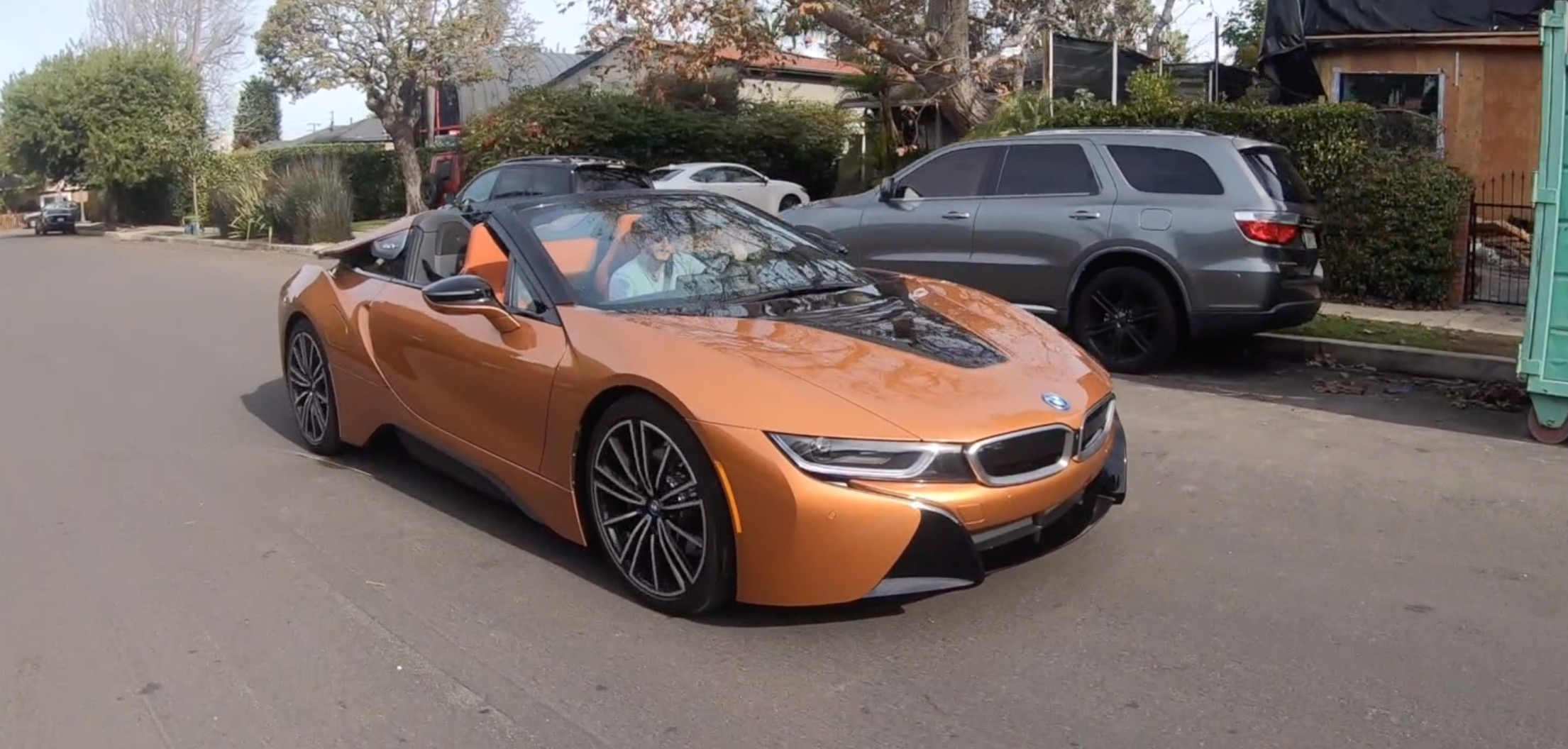 BMW said to favor all-electric for next-gen i8 sports car