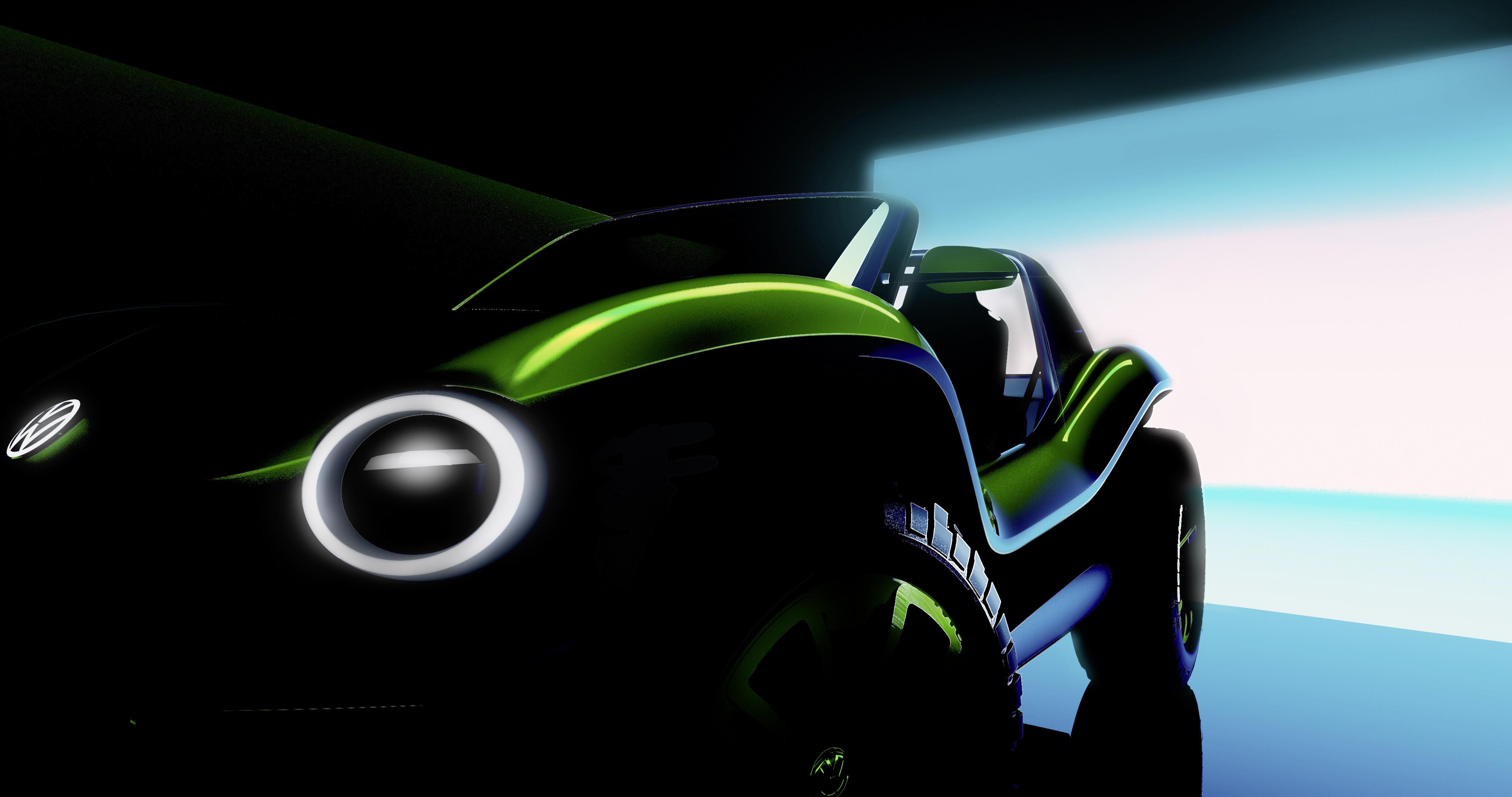 Klaus Bischoff Head Designer At Volkswagen Commented On The Upcoming Vehicle