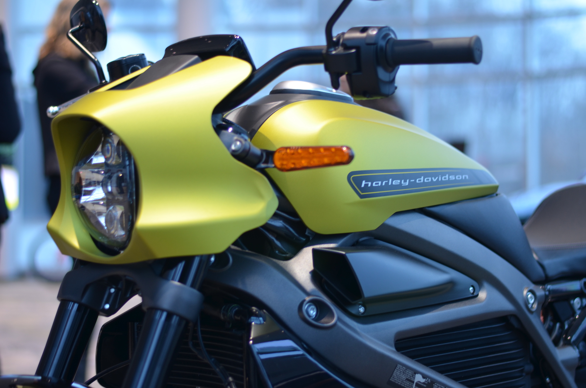 Harley-Davidson unveils LiveWire electric motorcycle price