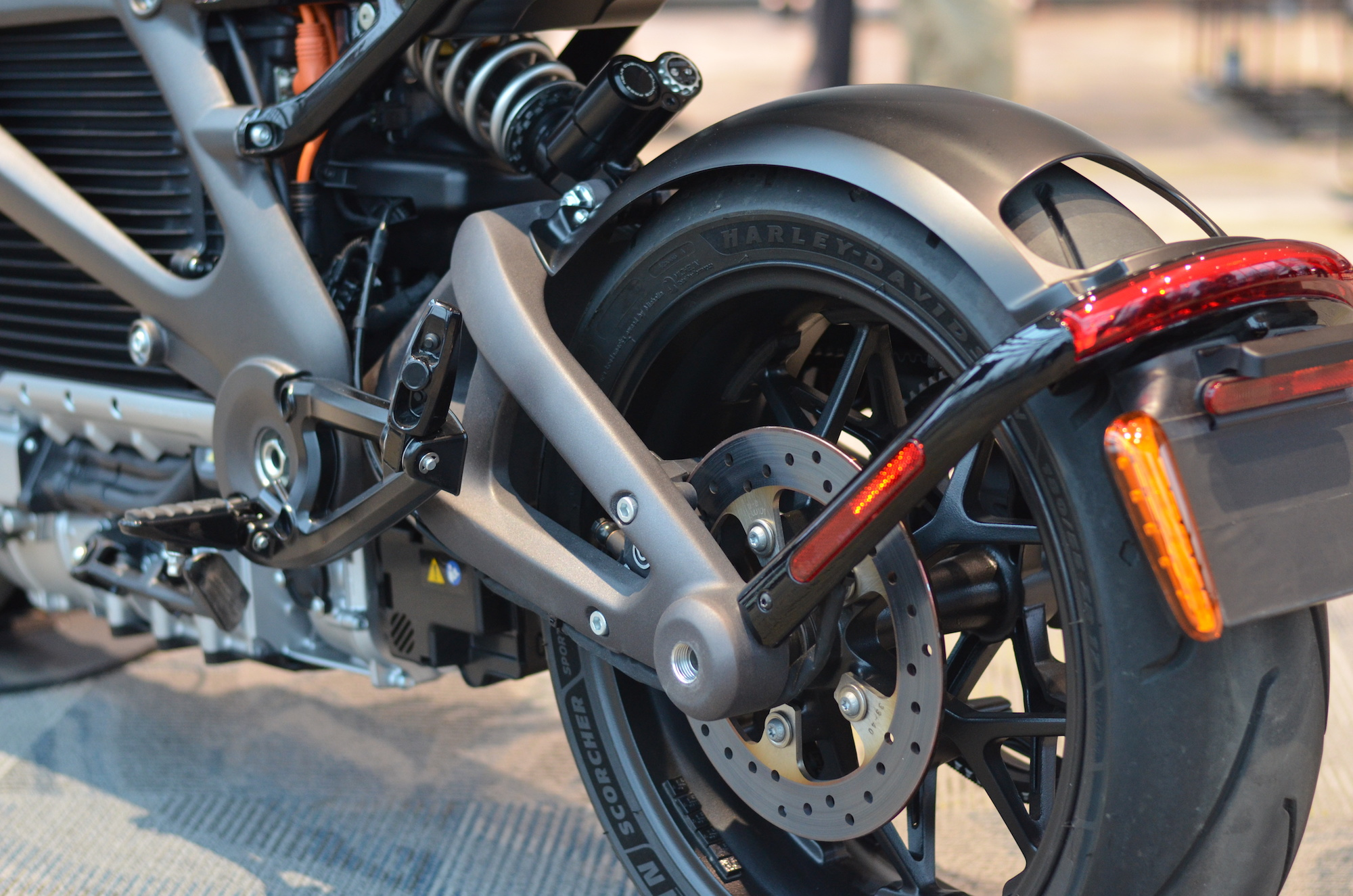 Harley-Davidson unveils LiveWire electric motorcycle price & 2 new EVs