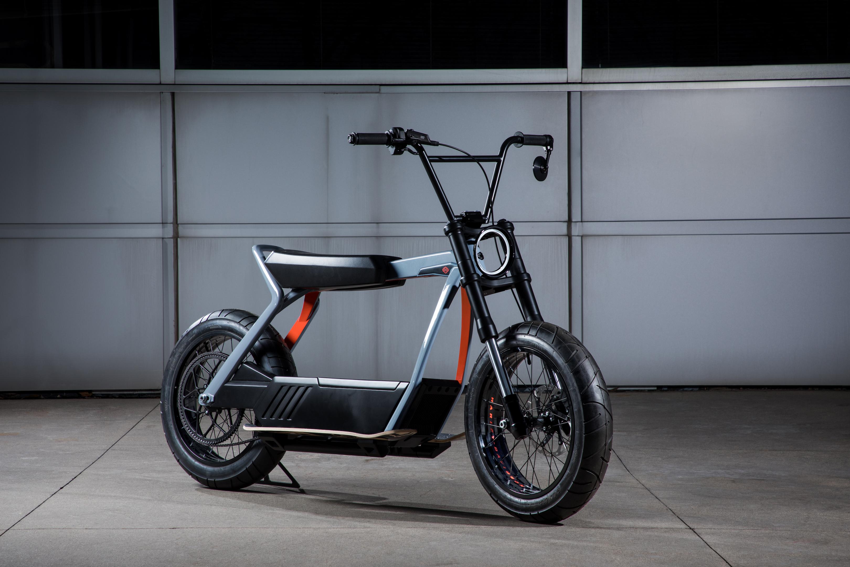 harley-davidson scooter