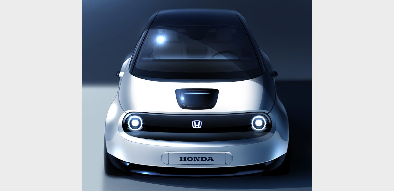 Honda shows new electric prototype, says 'mass production version