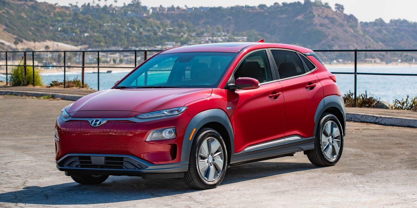 Hyundai Reveals Full Kona Ev Us Prices Starting At 36450