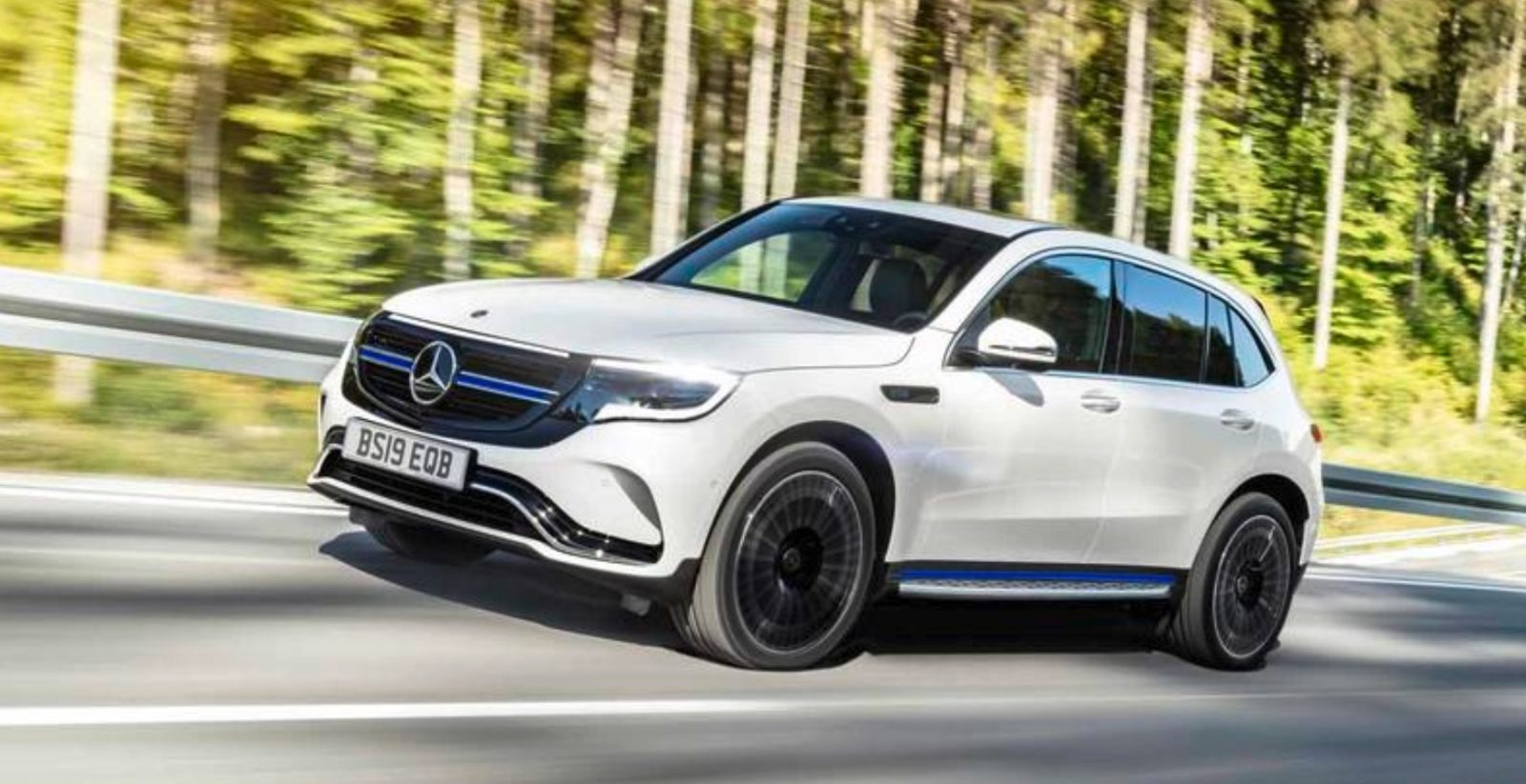 Mercedes Benz Is Planning A Smaller All Electric Suv To Be Unveiled This Year