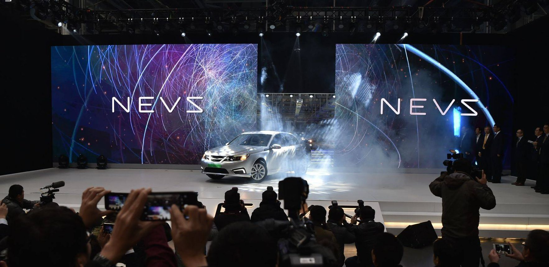 Faraday Future investor plows $2 billion into NEVS – SAAB's all-electric predecessor