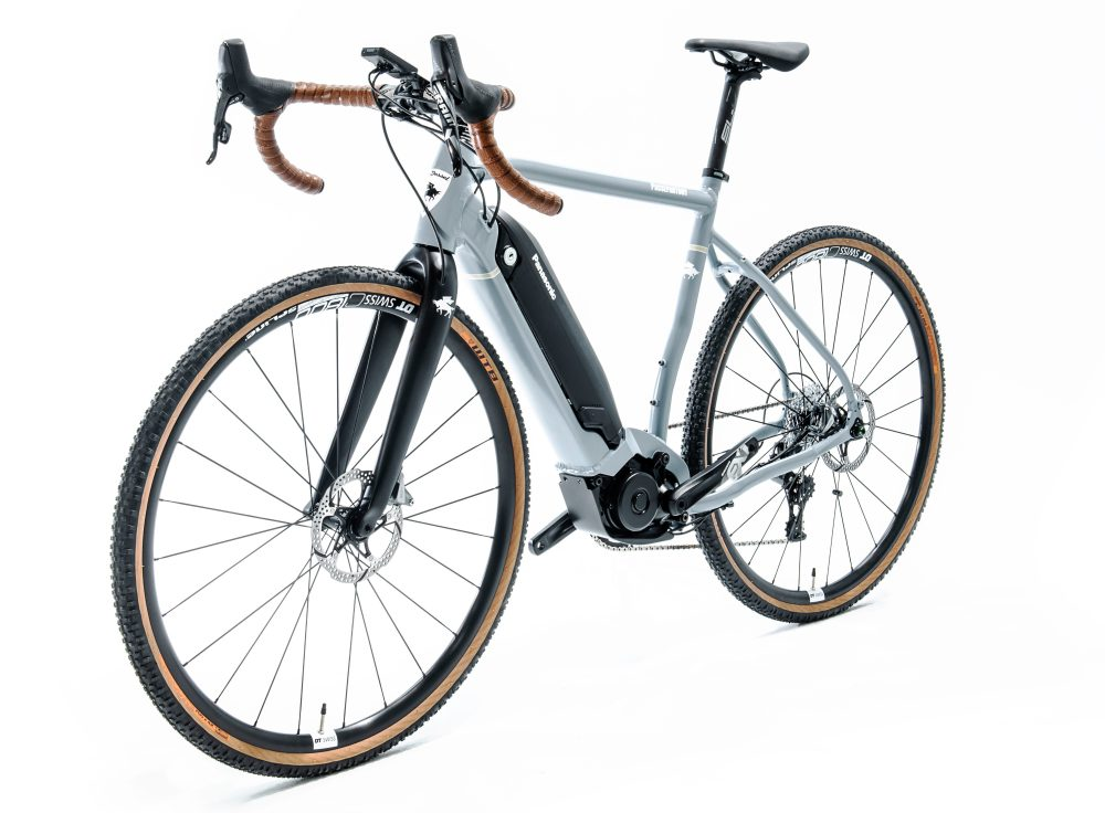 Panasonic US e-bike