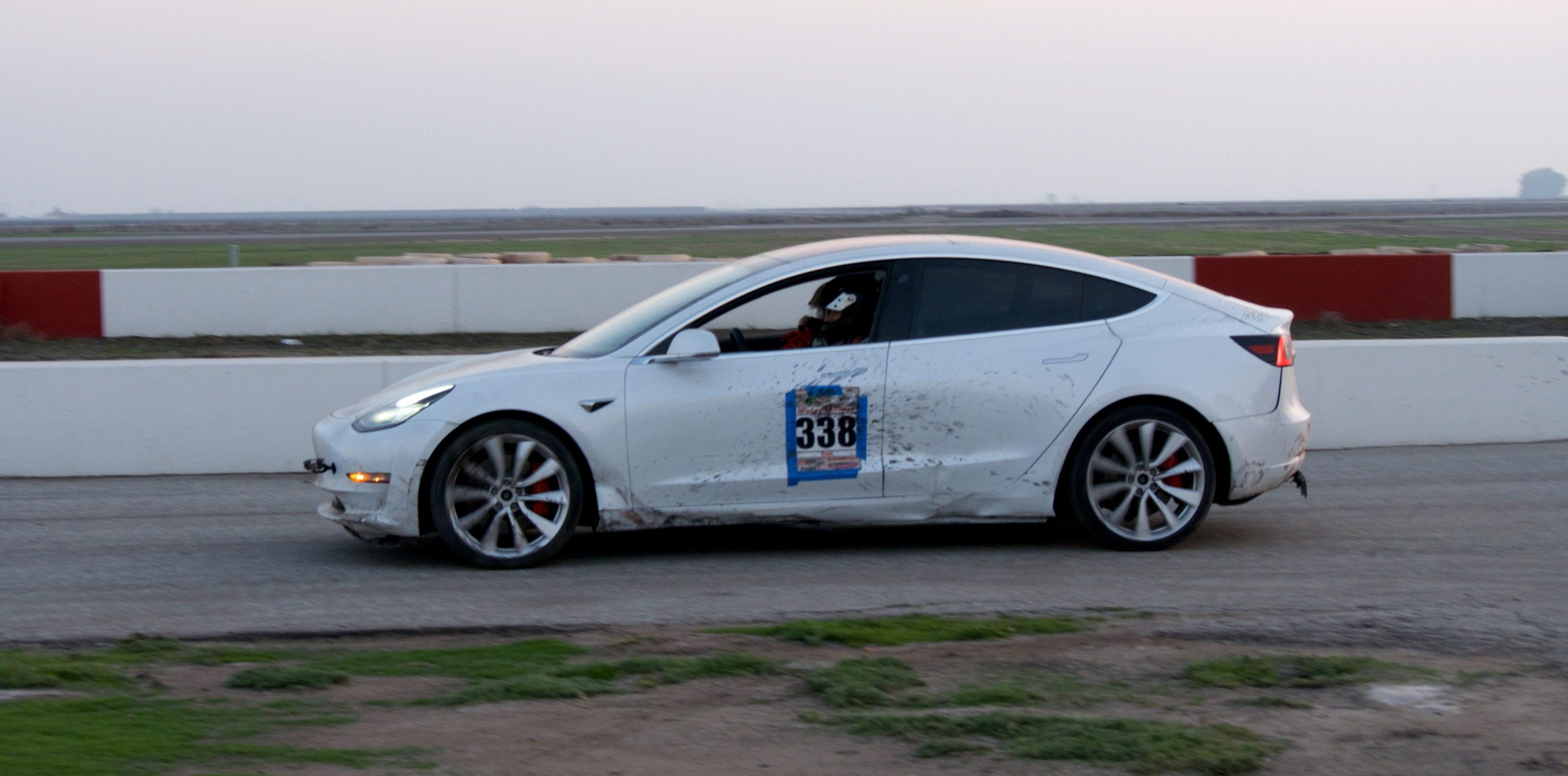 Tesla Corsa