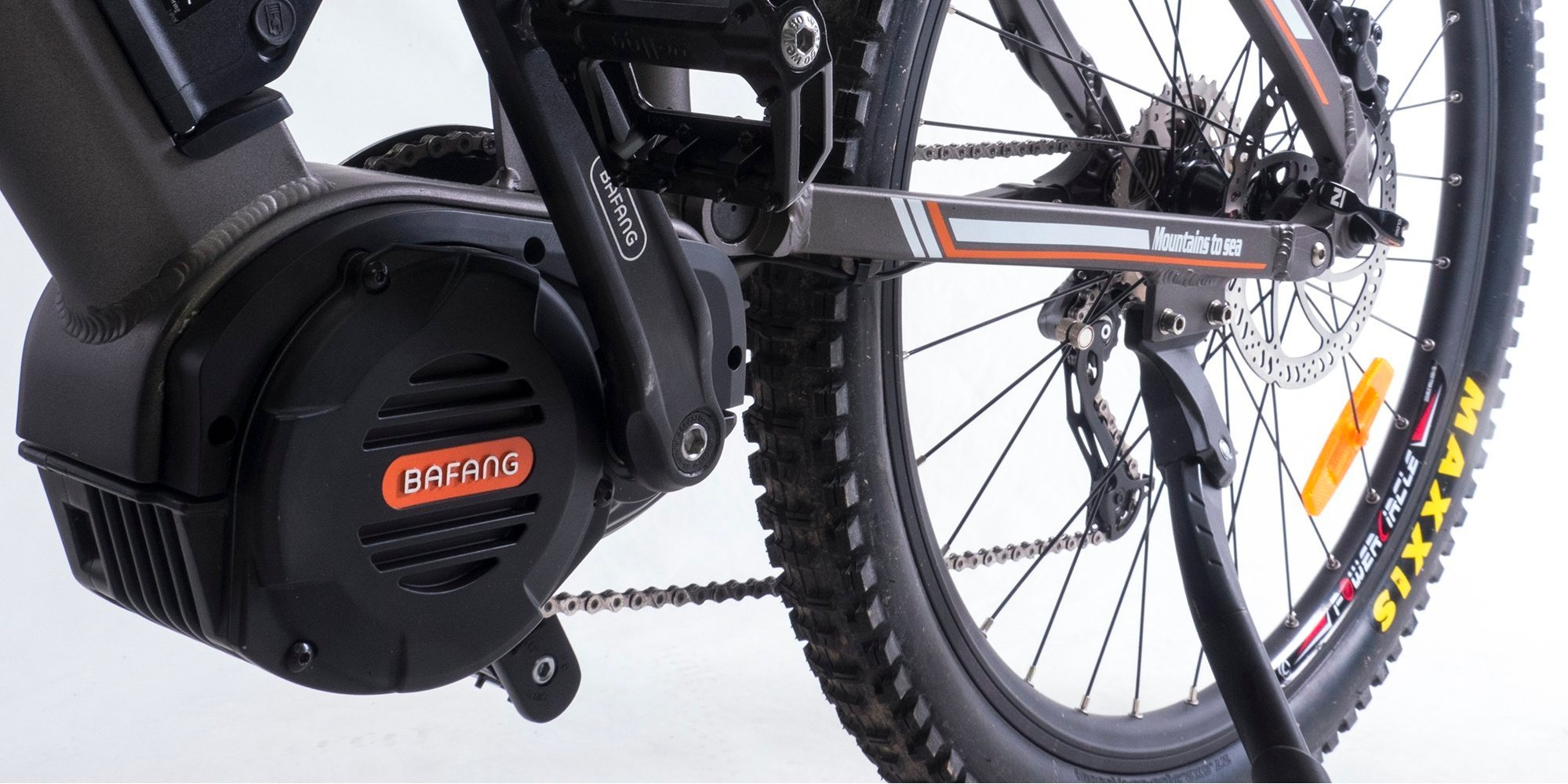 Bafang Ultra electric bicycle motor offers over 1,600 W of power & massive torque