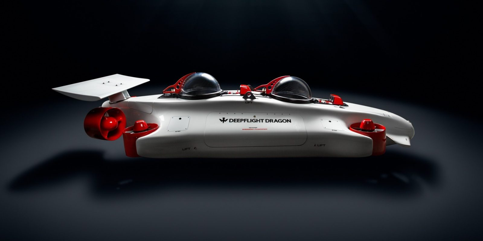 This electric submarine could be just what your electric superyacht needs