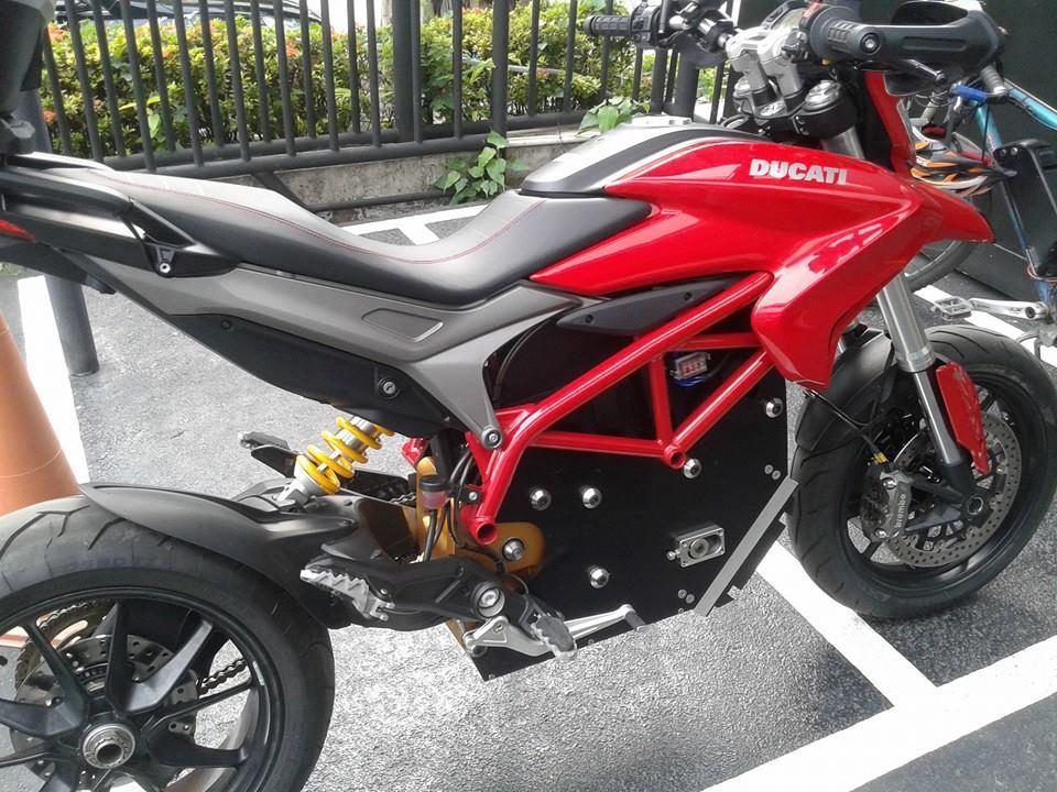 Ducati Zero FX conversion