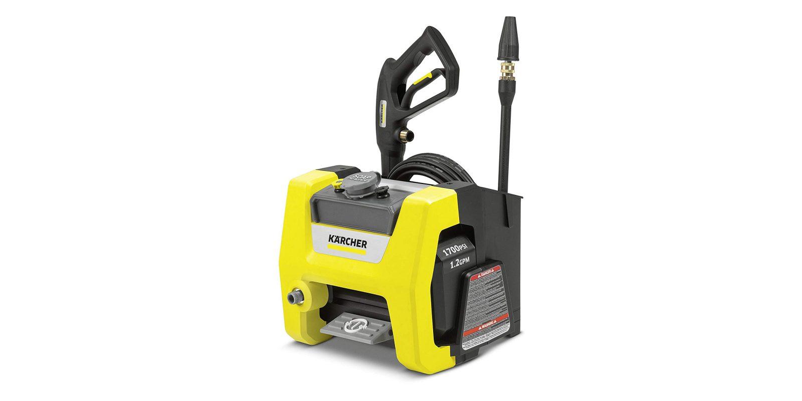 Green Deals: Karcher 1700PSI Electric Pressure Washer $100