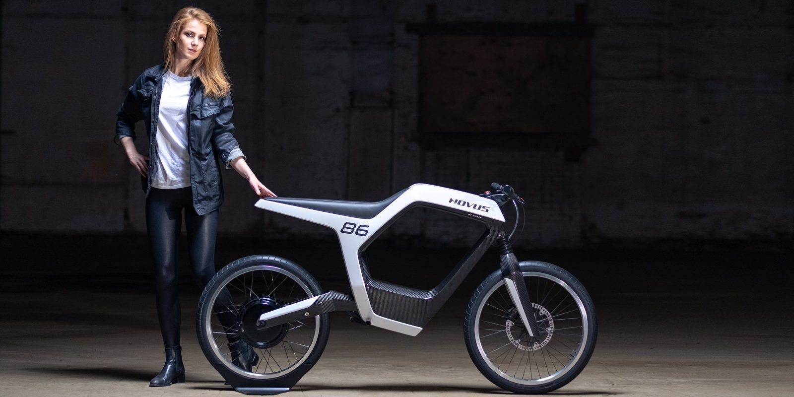 Novus Electric Motorcycle Has Stunning Frame But Knocks