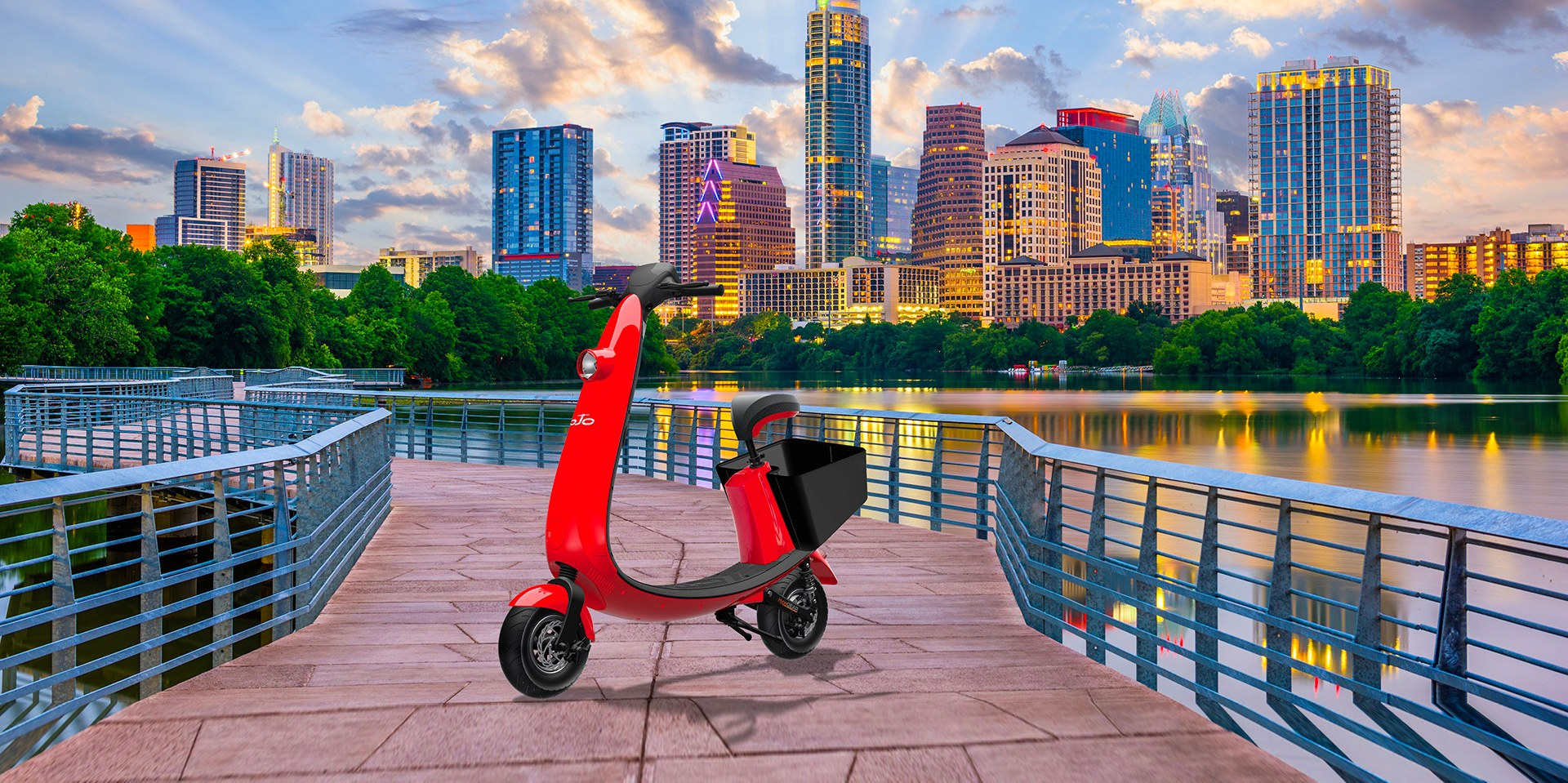 Sit or stand? New electric scooter share OjO to offer vespa-style e-scooters