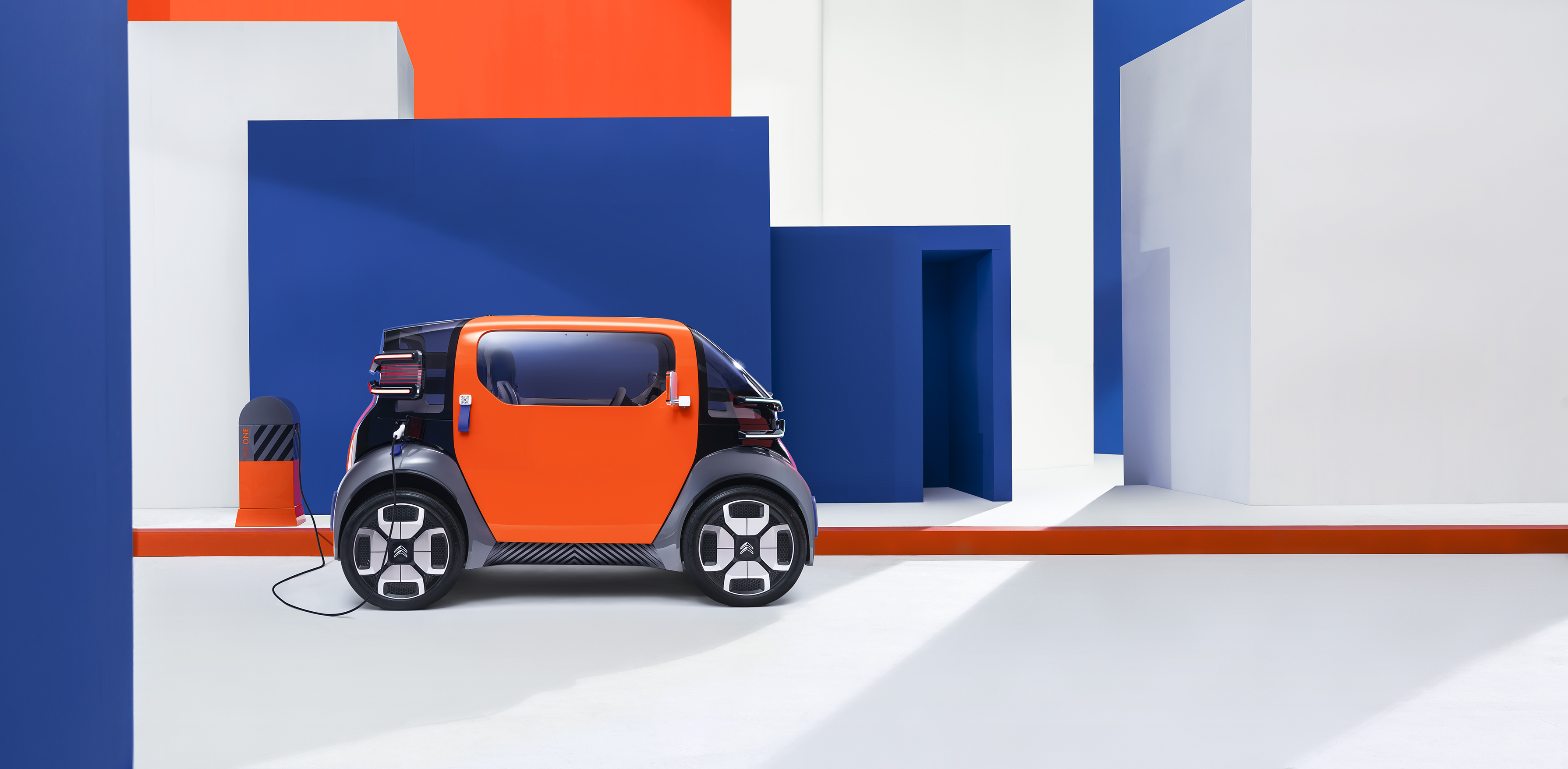 Citroën unveils 'unique' all-electric Ami One Concept