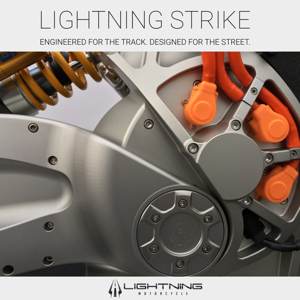 lightning strike motor
