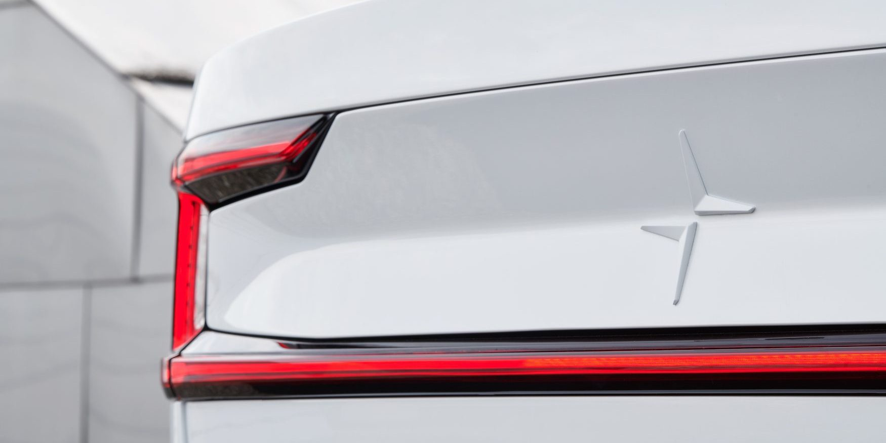Volvo teases Polestar 2 electric car with new picture ahead of unveiling