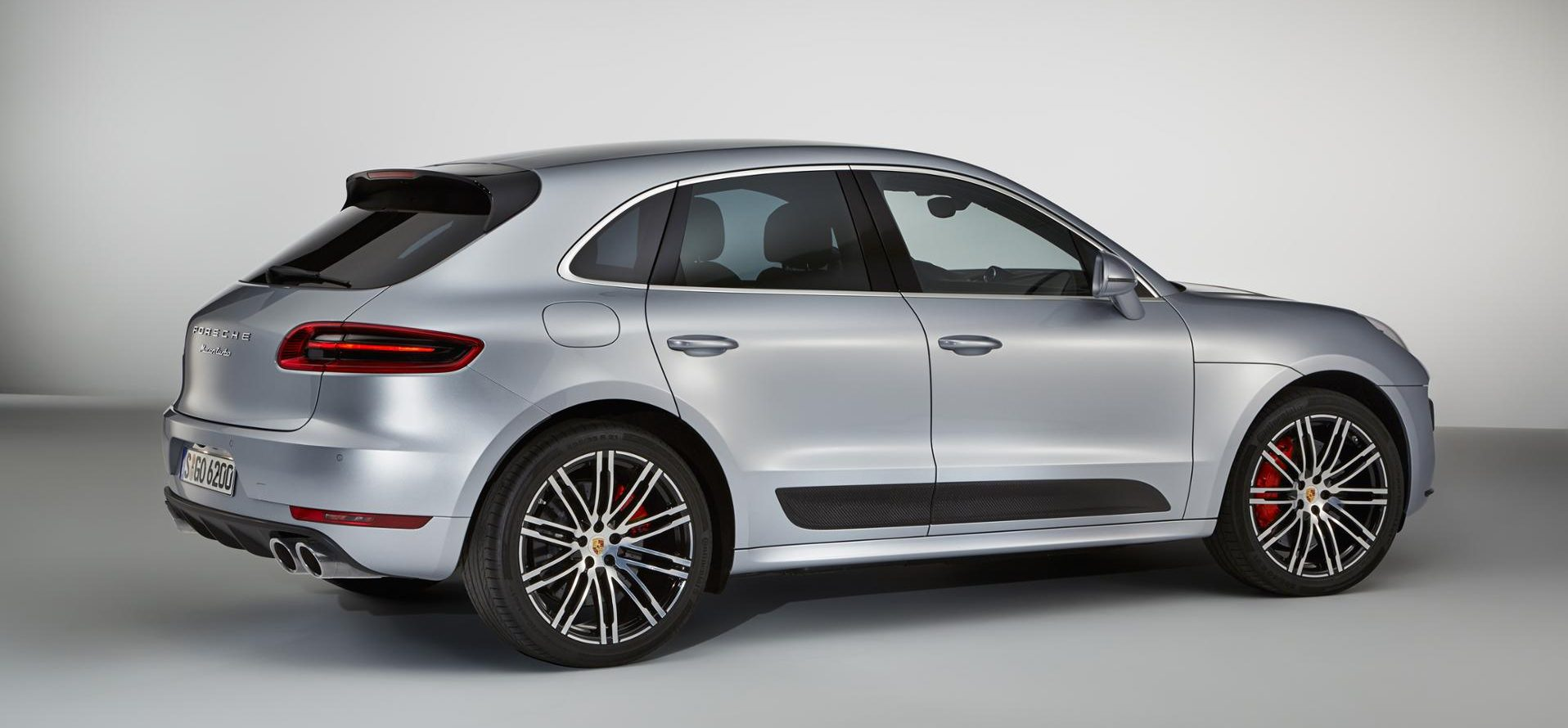 Porsche Macan all-electric