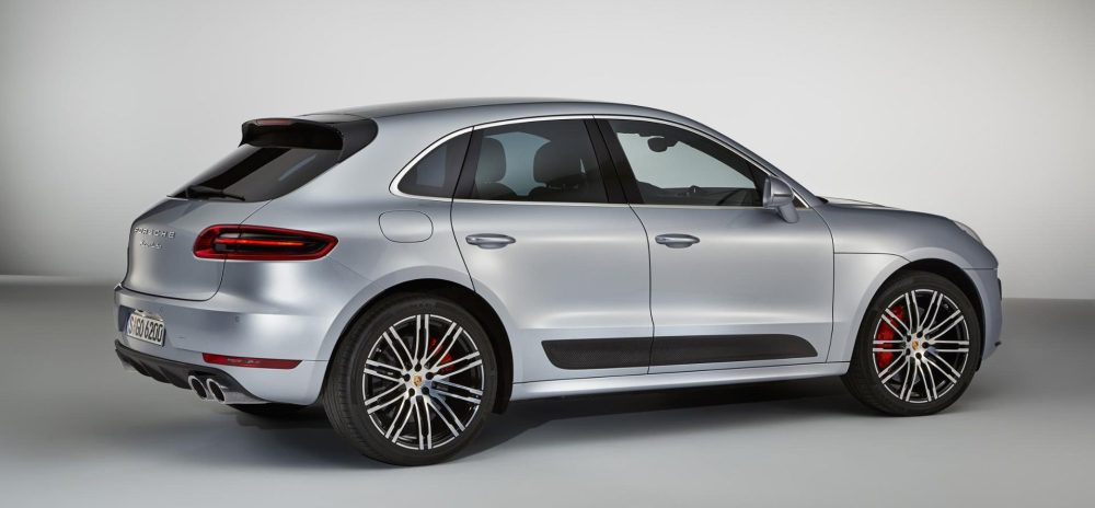 Porsche Macan all-electric