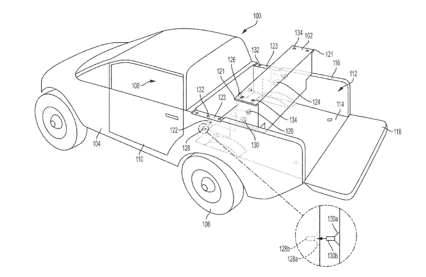 rivian patents  u0026quot removable auxiliary battery u0026quot  for its r1t electric pickup truck