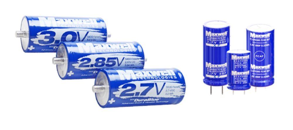 Tesla Maxwell batteries