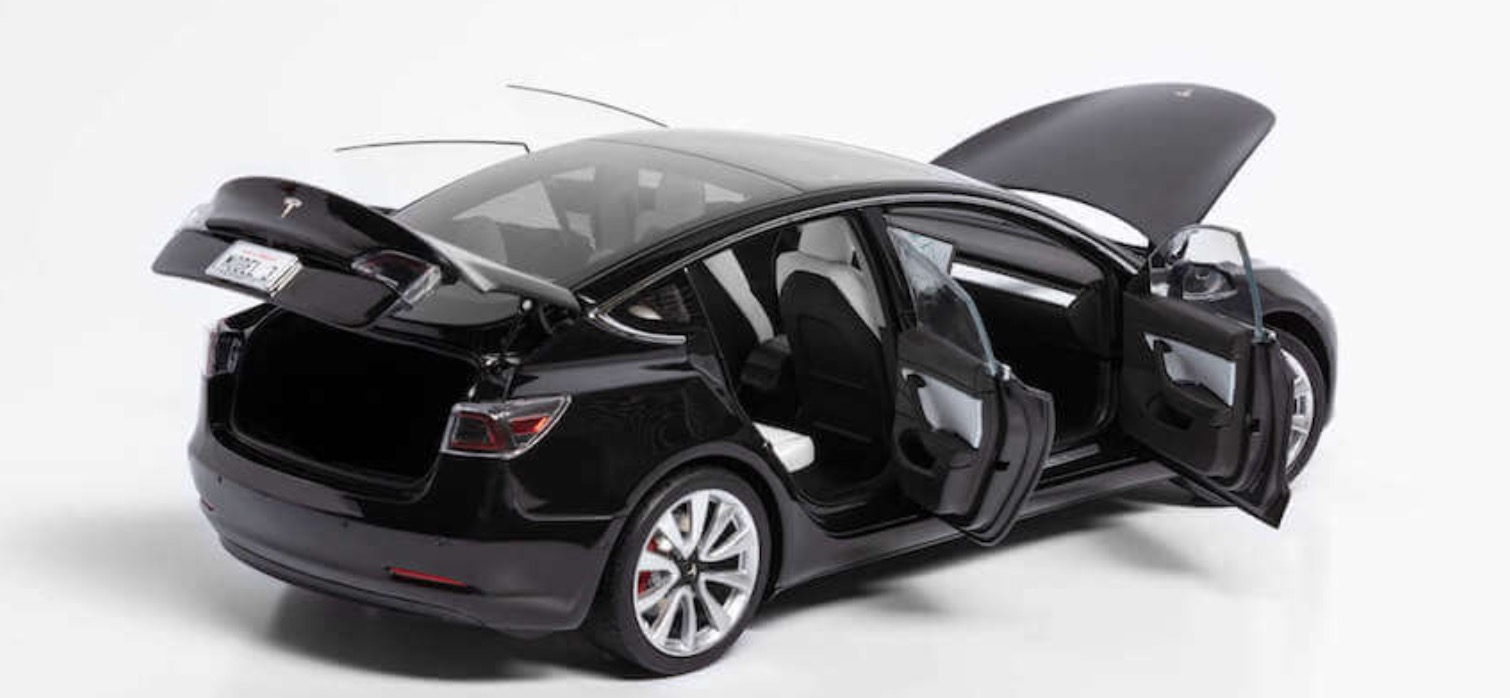 Tesla Launches Cheapest Model 3 Yet A 250 Diecast