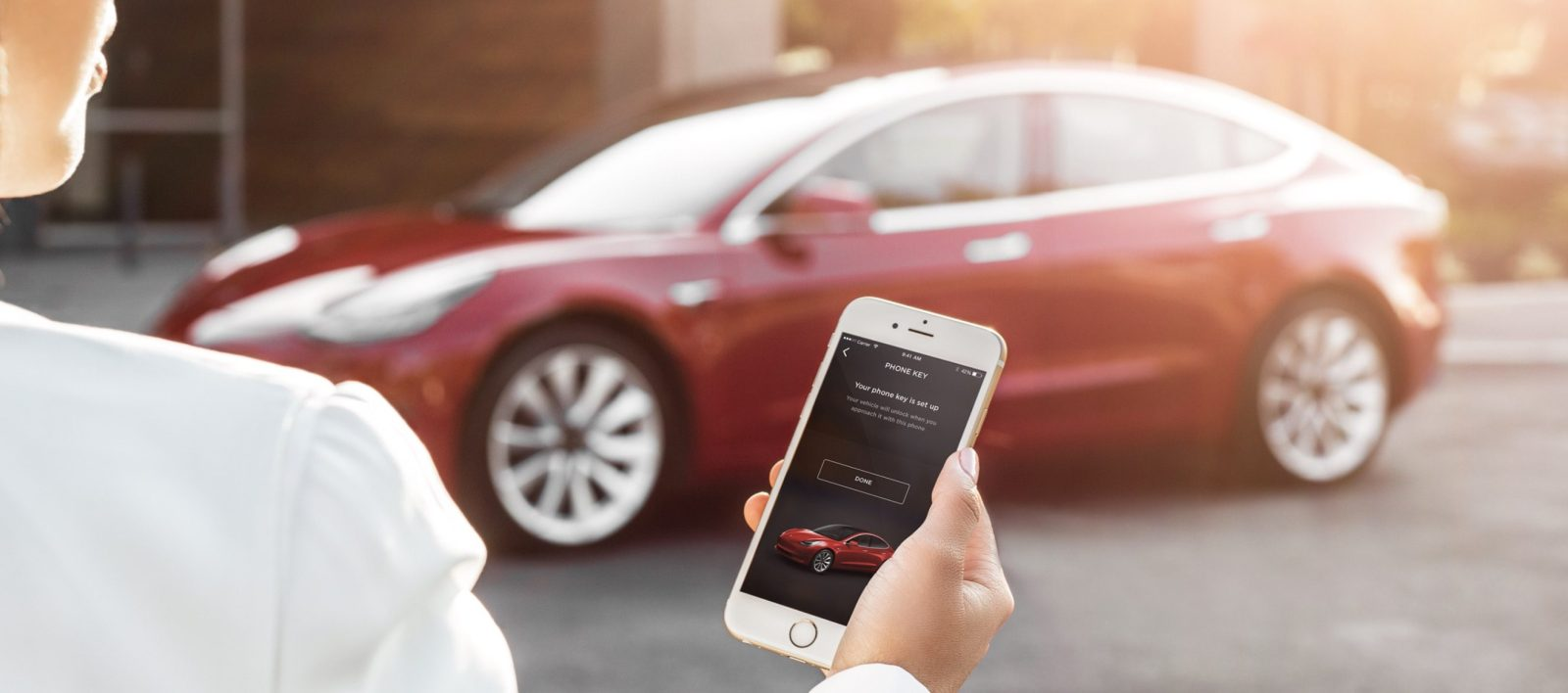 photo of Tesla gives security tips to owners as break-in concerns grow image
