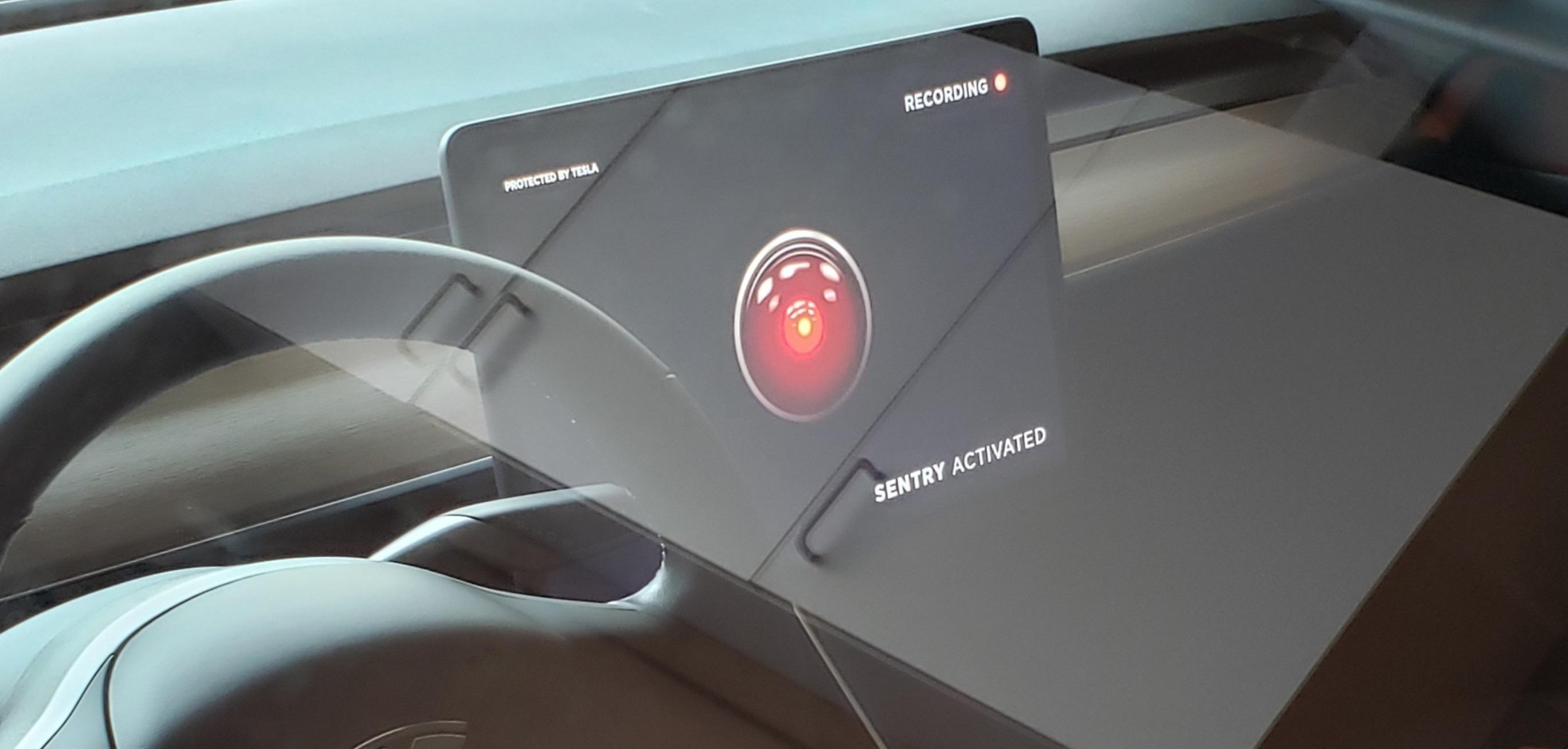 Tesla Sentry Mode: Interesting new details