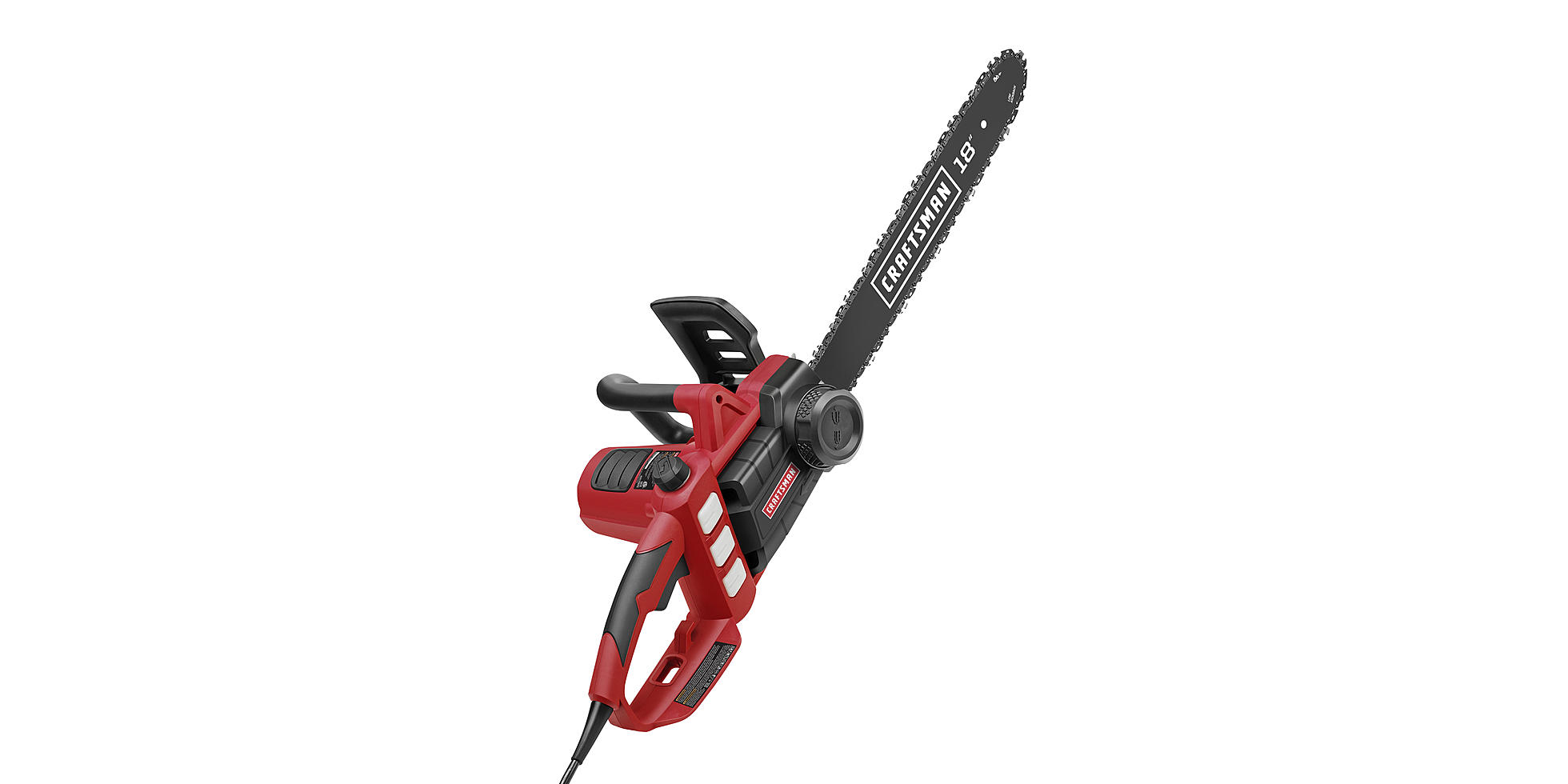 Green Deals: Craftsman 18-inch Electric Chainsaw $100