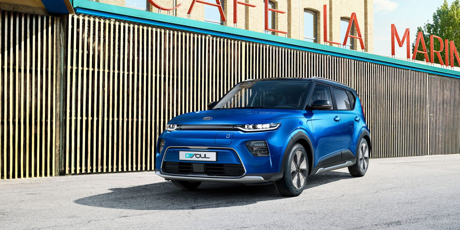 Kia Soul Ev Introduced As 2019 E In Europe With 280 Mile Wltp Range