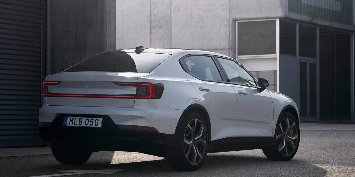 Volvo Unveils Polestar 2 Electric Car As Tesla Model 3 Compeor