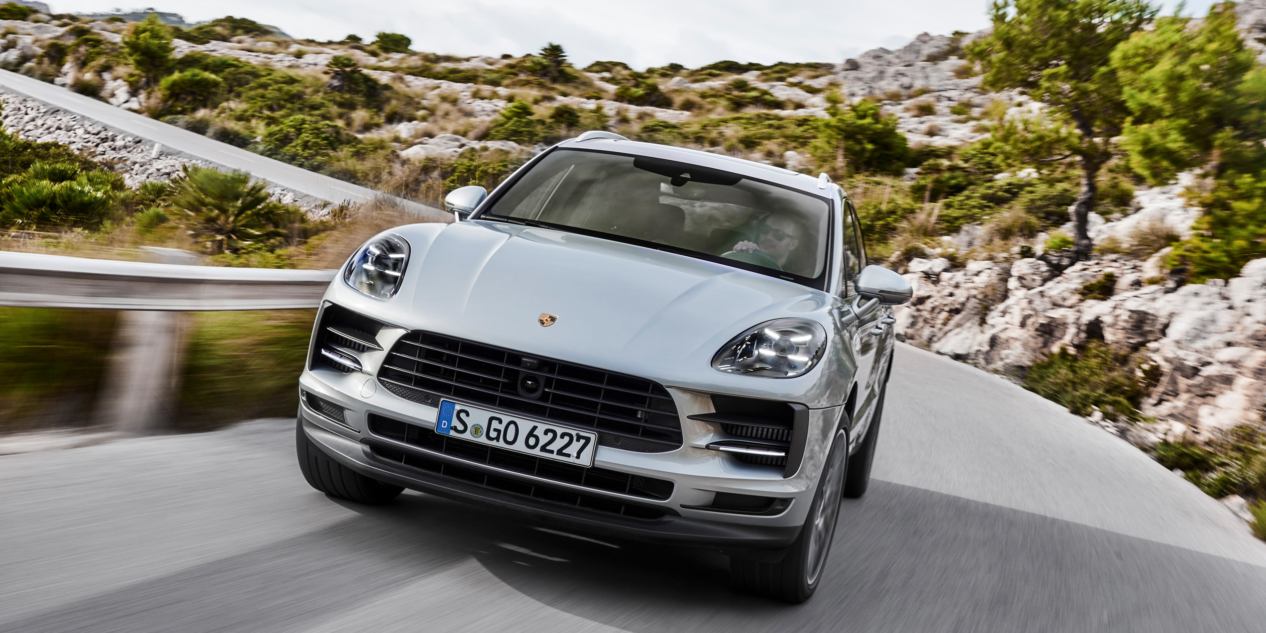 Reports say Porsche to make all,electric Macan SUV , Electrek
