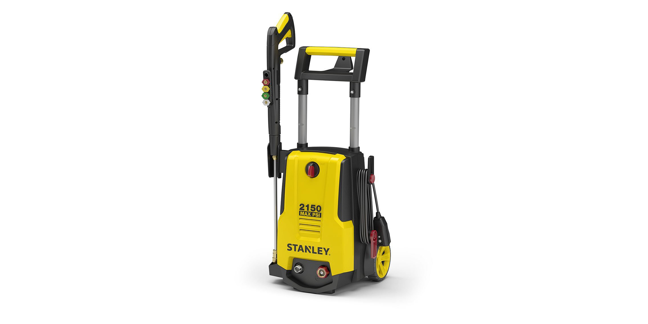 Green Deals: Stanley 2150PSI Electric Pressure Washer $140, more