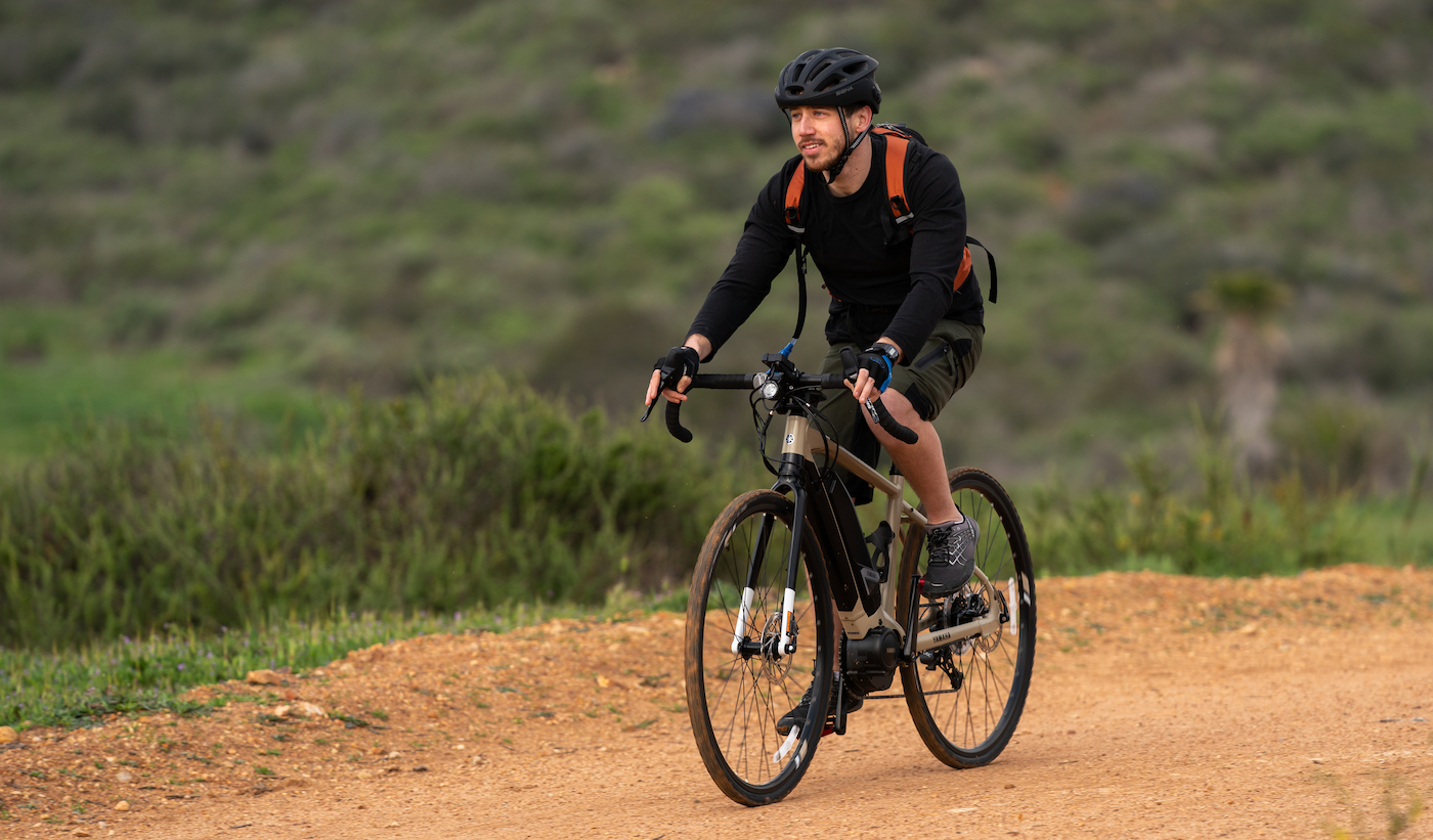 First Ride: Yamaha Wabash electric gravel bike could be the only bike you need